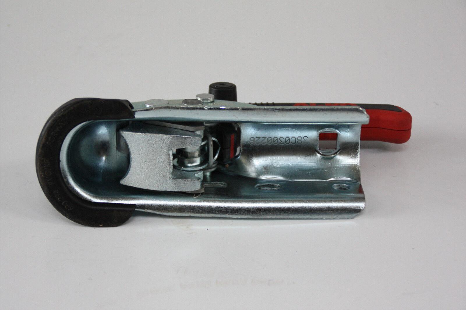 AL-KO Kugelkupplung AK 270 optima Anhänger bis 2700 kg Universal Kupplung 50mm