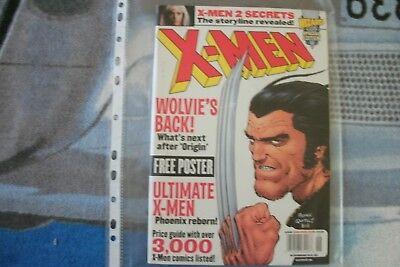 X-MEN - Wizard Special Edition  - MARVEL COMICS . FREE UK P+P ..................