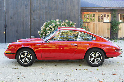 1971 Porsche 911 2 door Coupe 1971 Porsche 911T