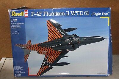 Revell F-4F Phantom II WTD 61.in 1/32 scale