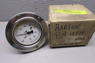 Kusters 220-05926 St-1030.3671 Differential Pressure Manometer 0-140 Psi