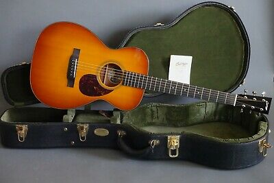 2009 Collings 01 SB Acoustic Guitar with Original Hard Shell Case Fabulous