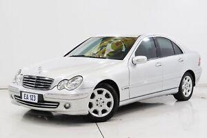 2007 Mercedes-Benz C-Class W203 MY2007 C230 Elegance Silver 7 Speed Automatic Sedan Brooklyn Brimbank Area Preview