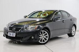 2011 Lexus IS GSE20R MY11 IS250 Prestige Grey 6 Speed Sports Automatic Sedan Brooklyn Brimbank Area Preview