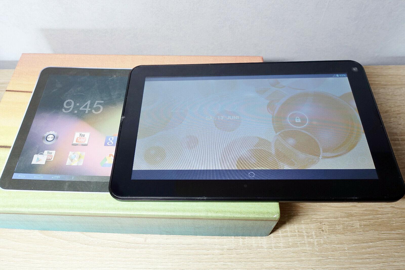 Tablet 10 zoll - Weiss - Android 4.2 - Dual Core - AllWinnerTech