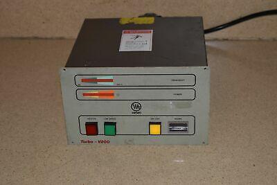 Varian Turbo - V200 Vacuum Pump Controller D1