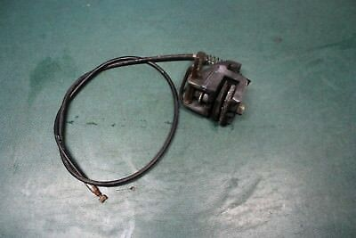 1984 Ski Doo SS25 Brake Caliper with Cable Type 462 cc  SS 25