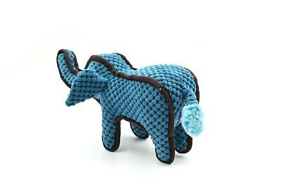 Dog toys elephant plush squeaky chew High quality strong material