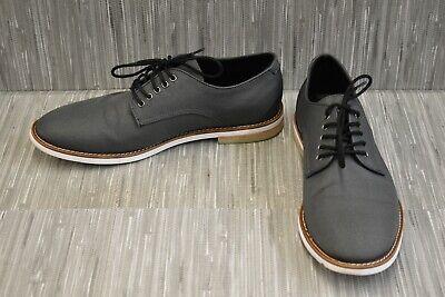 Calvin Klein Armando Oxford Dress Shoes, Men's Size 10.5, Gray
