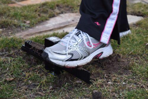 Sole Scraper Shoe Cleaner for Patio, Deck, Camper, Home, Business, Cabin & Lodge