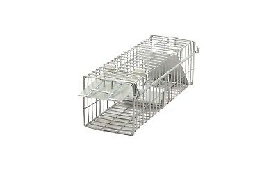 10 pack X Small 2 Door Catch Release Heavy Duty Cage for Live Animal Trap 10x3x3