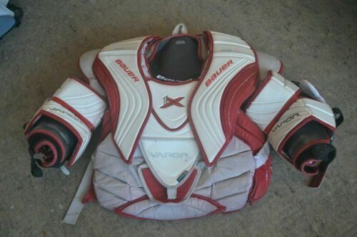 Bauer Vapor 1X Hockey Goalie Chest Protector - Senior Medium