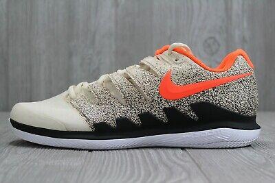 15a670f1ecb3 38 New Mens Nike Air Zoom Vapor X Clay Tennis Shoes Federer 10 -13 AA8021