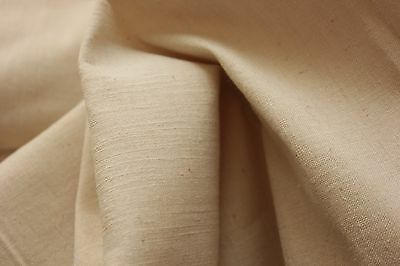 78 WIDE !!!  FRENCH LINEN BOLT cotton  vintage fabric canvas  per 2YARD length