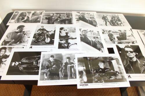 Terminator 2 Judgment Day MOVIE PRESS KIT LINDA HAMILTON