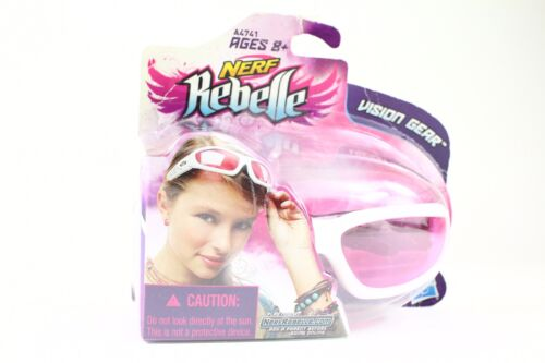 Nerf Rebelle Vision Gear New In Package Pink
