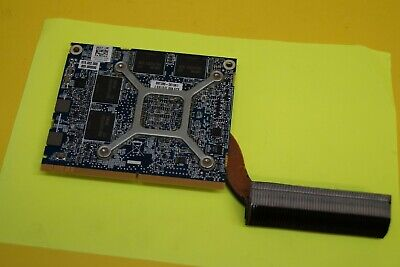 Dell Precision M4700 AMD FirePro M4000 1GB GDDR5 Laptop Video Card 3YF07 Dell Laptop Video Cards