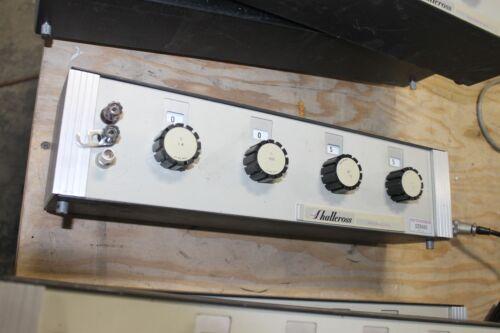 Shallcross 6842  Resistor Decade