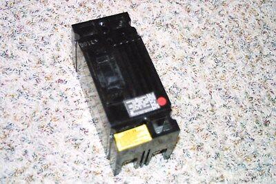 Ge Teb122100wl 100 Amp Circuit Breaker 220v 240 V 2 Pole