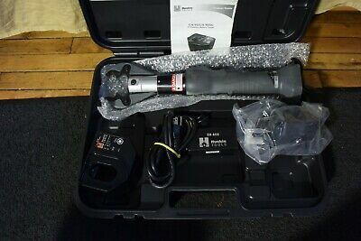Huksie Brand Crimper Model Eco-ez 14v Li-ion Battery  Clean
