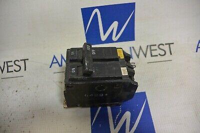 Thqb2100 Ge 2 Pole 100 Amp 120240 Volt Older Style Bolt On Circuit Breaker