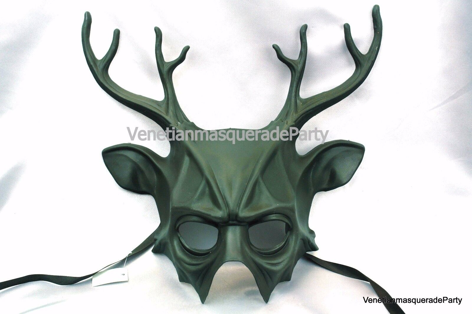 Masquerade Deer Art Wall Deco Mask Animal costume Halloween prom ...