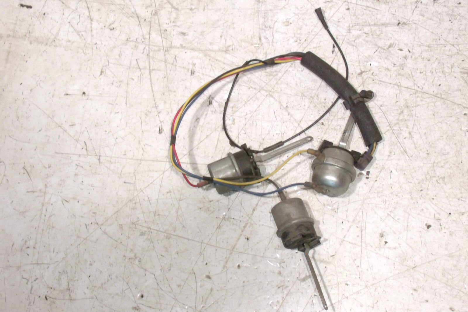 Used 1998 Jeep Wrangler Heater Parts For Sale Tj Box Wiring Harness Fan Relay Vacuum Line Module No Air Conditioning Nonac 1997