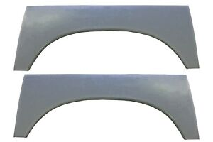 Wheel Arch upper rear quarter panel 2002-09 Dodge Ram 1500,2500 PAIR rust repair