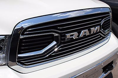 2013 2018 Ram 1500 Chrome Laramie Limited Front Grille