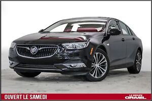 2018 Buick Regal AWD - 233$/2 SEMAINES