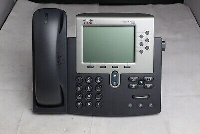 Fully Refurbished Cisco 7961g Unified Ip Business Office Phone - 1 Year Warranty