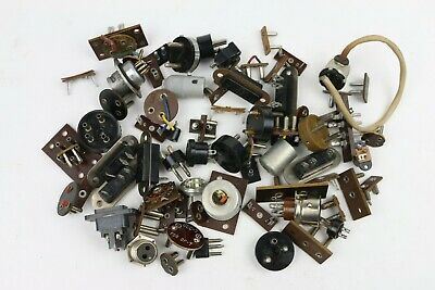 Large Lot Of Assorted Plugs Jacks Connectors Sockets Rf Coaxial Amphenol Etc.