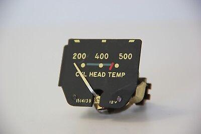 Cylinder Temperature Gauge 12v 1514139