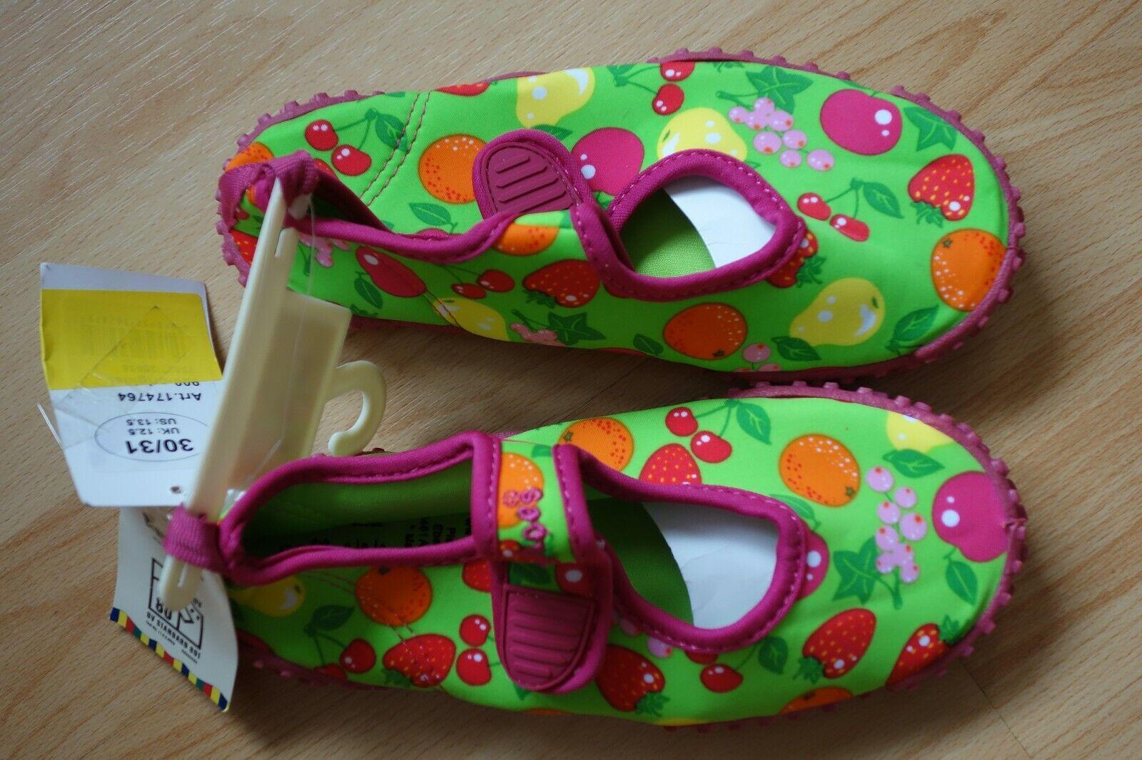NEU Badeschuhe Playshoes Gr. 30/31 (21 cm) Schuhe HausschuheAquashoes