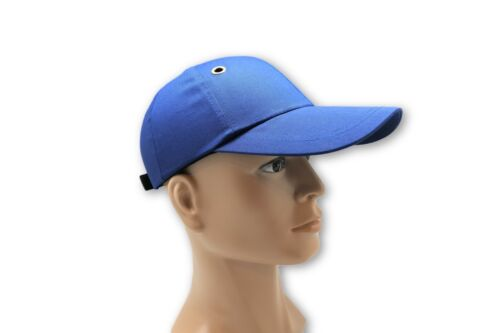 Details about Bump Cap With Insert Vented Safety Hard Hat Head protection  Baseball Mechanic