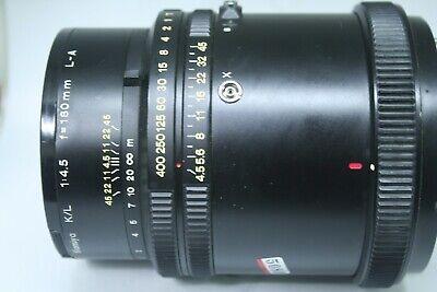 mamiya RB SD   len k/L   F=180mm  l:4.5 repair part