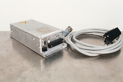 Pfeiffer Tcp120 Rs 232 Turbo Pump Vacuum Controller 3m Cable 120 240v