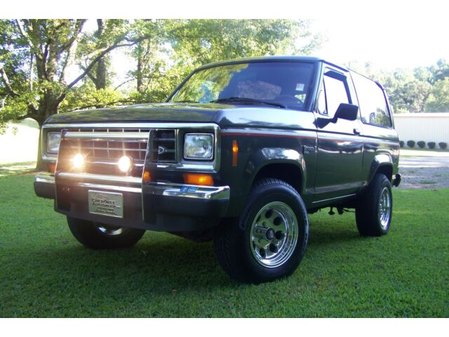 1988 Ford Bronco 4x4 Cars For Sale