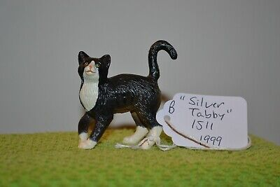 "Breyer #1511 ""Silver Tabby"". model from 1999. Used. Unboxed."