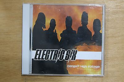 Electric Six  ‎– Danger! High Voltage    ( C206)