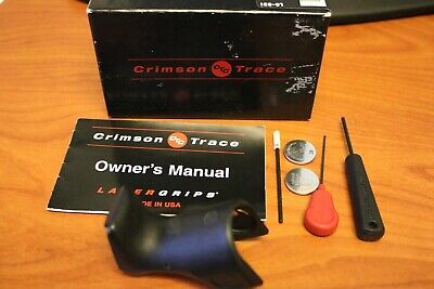 Lights & Lasers - Crimson Trace Glock