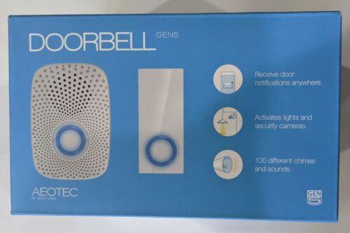 Aeotec Gen 5 Door Bell Z-wave - Used once to test.