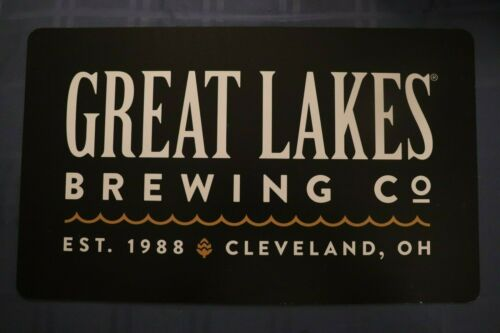 Great Lakes Brewing Company Metal Sign - Cleveland Ohio