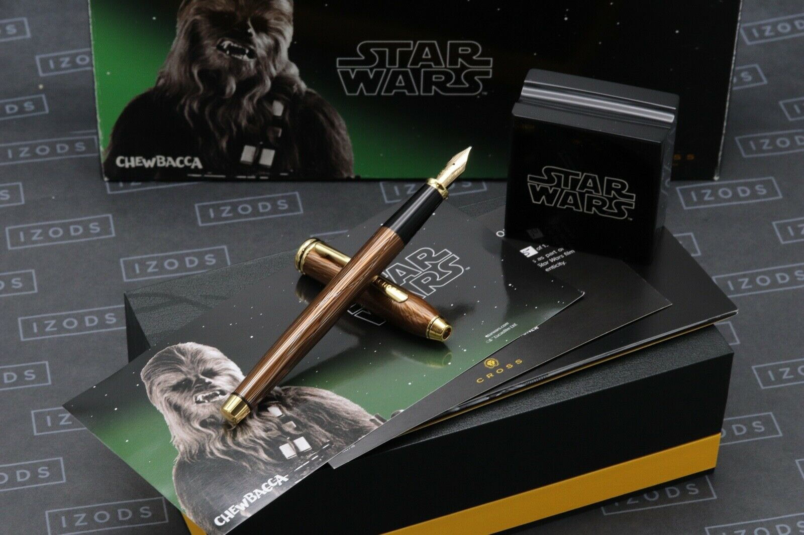 Cross Townsend Star Wars Chewbacca Limited Edition Fountain Pen