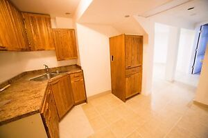 Newly Renovated Basement Apartment - Available May 1st