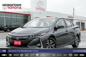 2018 Toyota Prius Prime Upgrade|NAVIGATION|BACKUP CAM|LEATHER|AL