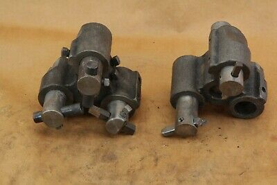 Two 2 Screw Machine Or Turret Lathe Tool Holders 1 Shank