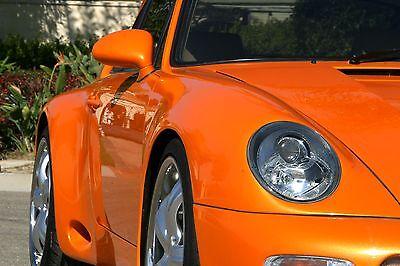 Porsche 911 Strosek style 964 Turbo Widebody Update
