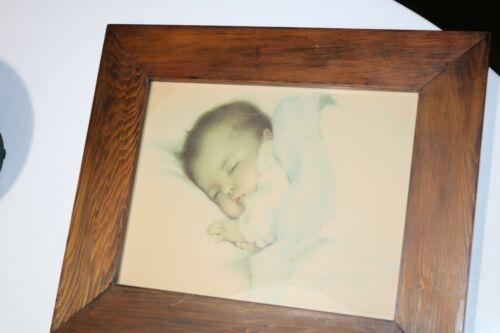 "Vintage Framed Print ""A LITTLE BIT OF HEAVEN"" by Bessie Pease Gutmann"