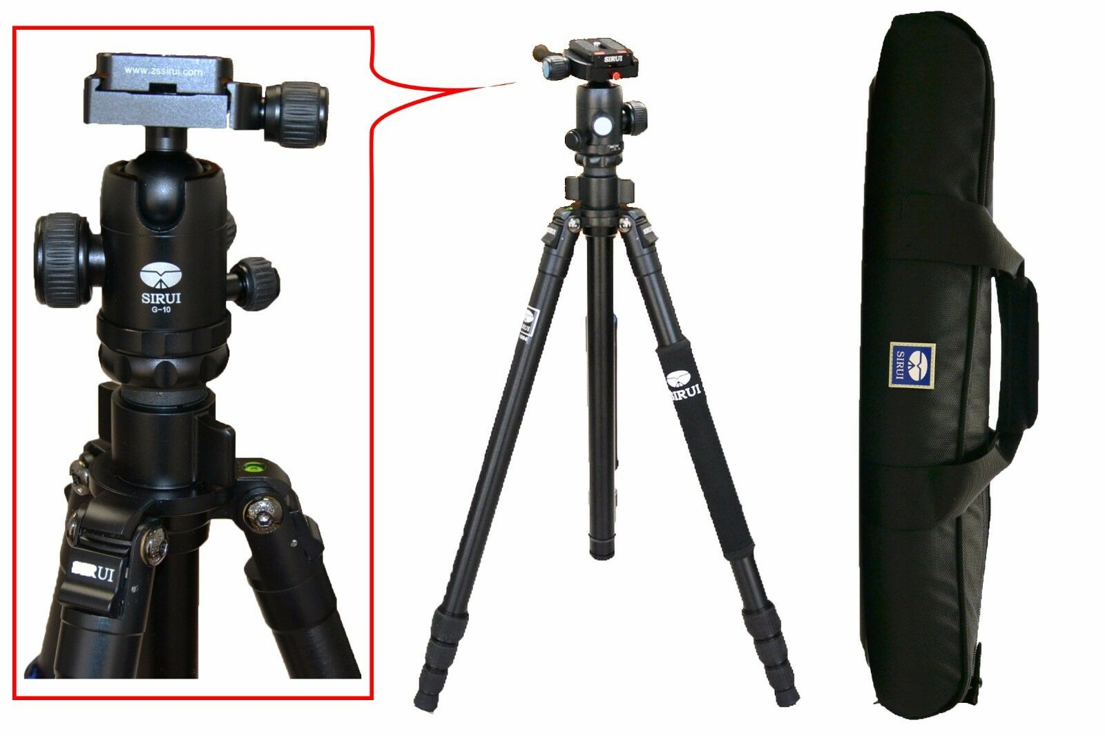 new r 1004 pro camera video tripod